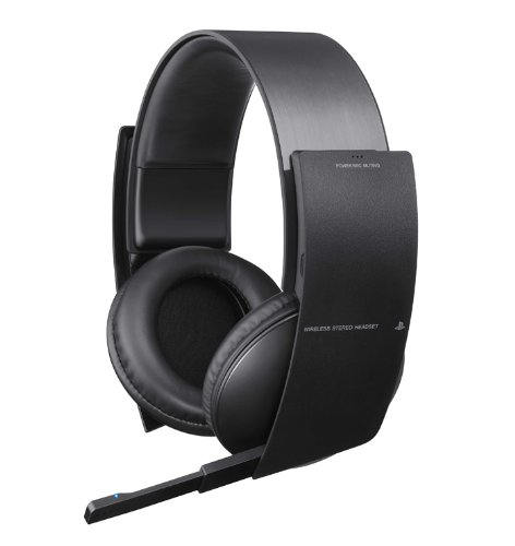 Sony Wireless Stereo 7.1 Surround Sound Headset Playstation 3