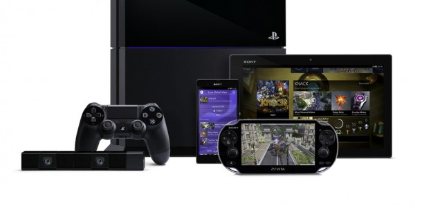 Sony PS4 Vita